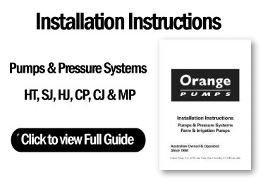 Installation Guide - Pumps and Pressure