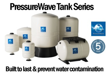 PressureWave Tank Series