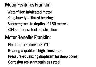 Franklin Engine Features & Benefits