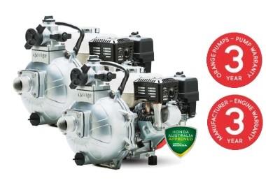 Utility Pump Petrol Series