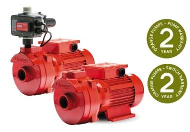 CP Centrifugal Pump Series