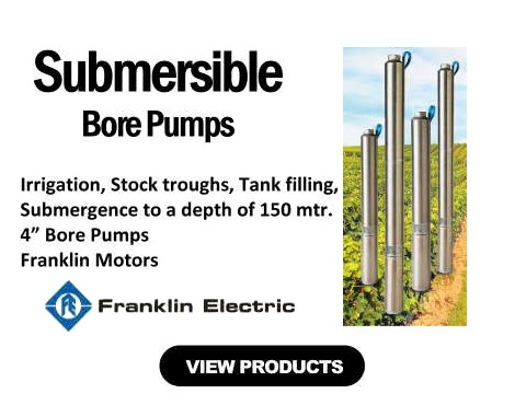 Submersible Bore Pump Series