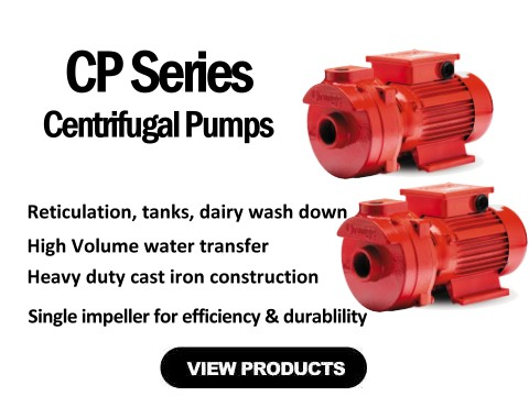 CP Centrifugal Pump Series