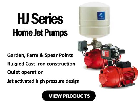 HJ Series Pumps