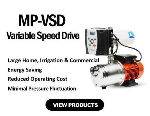 MP-VSD Series Pumps