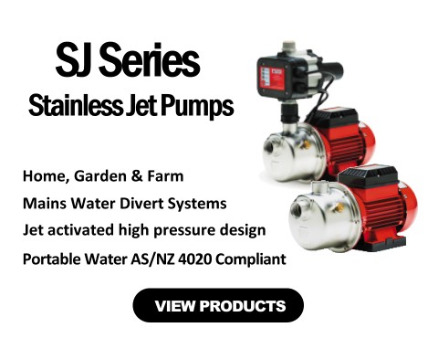 SJ Series Pumps