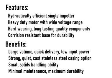 CP Series Benefits & Features