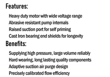 MP Series MP Series Benefits & Features