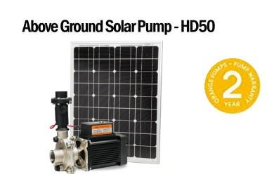 HD50 Solar Pump Series