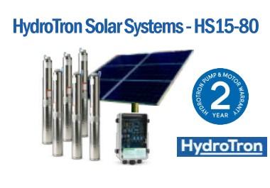HydroTron HS15-80 Solar Systems
