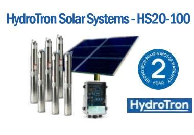 HydroTron HS20-100 Solar Systems