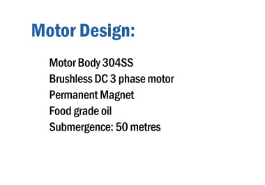 HydroTron HS Motor Design