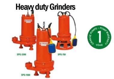 Grinders & Cutters Pump Series